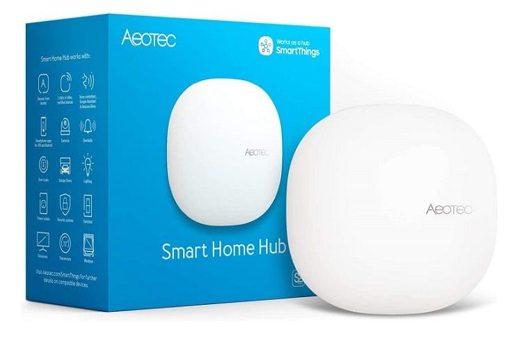 Aeotec Smart Home Hub Review