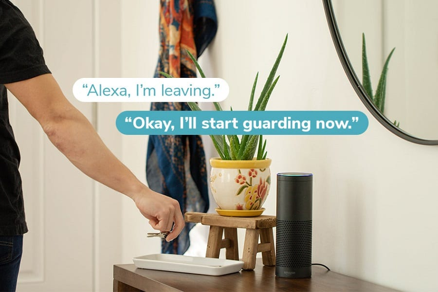 What is Alexa Guard