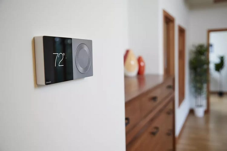 smart thermostat features