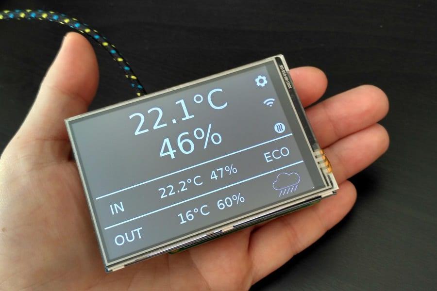 DIY smart thermostat