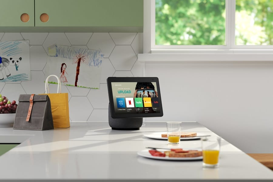 Smart Home Hub breakfast