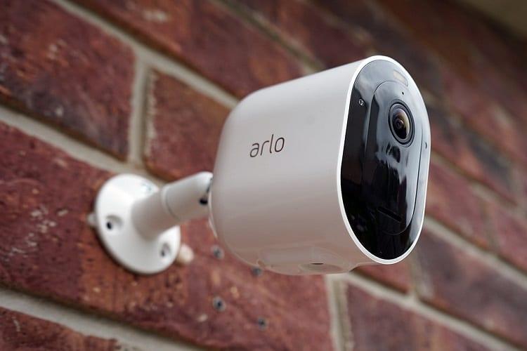 arlo smart camera