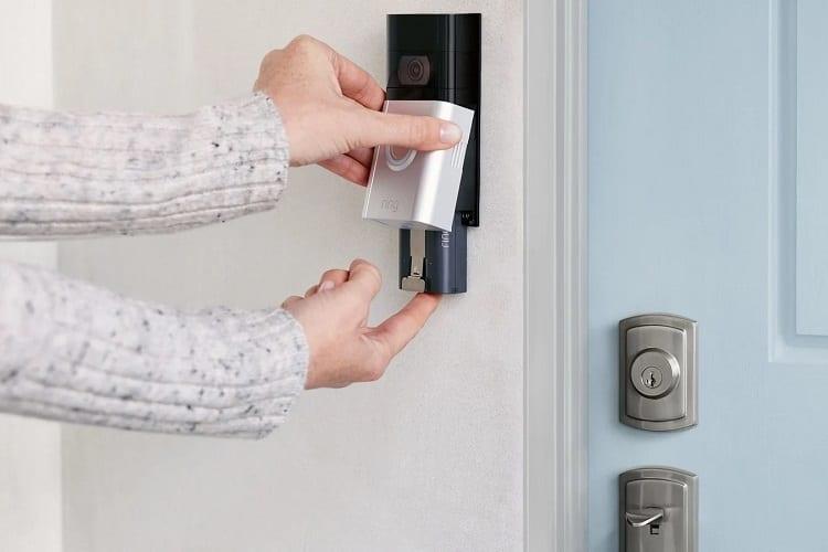 ring doorbell batteries