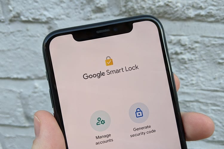 steps to disable smart lock