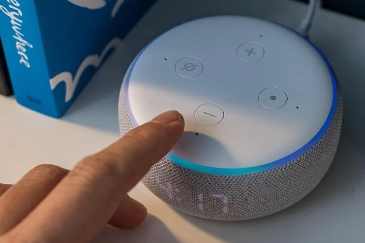 drop in sound when pairing Alexa