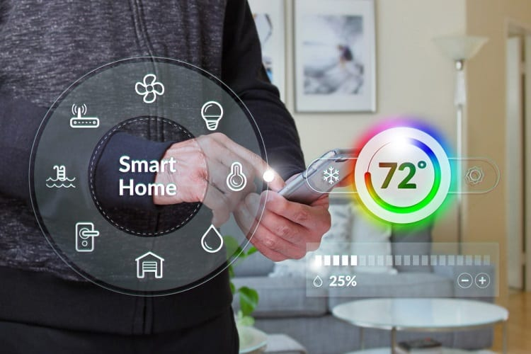 smart thermostat mobile phone compatibility