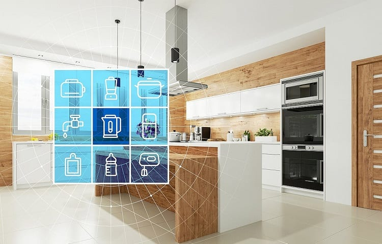 Internet of things in home