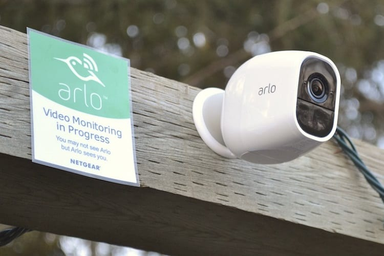 price range of arlo and ring