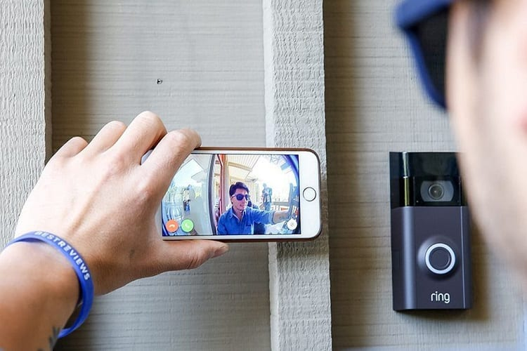 doorbell sound and video record