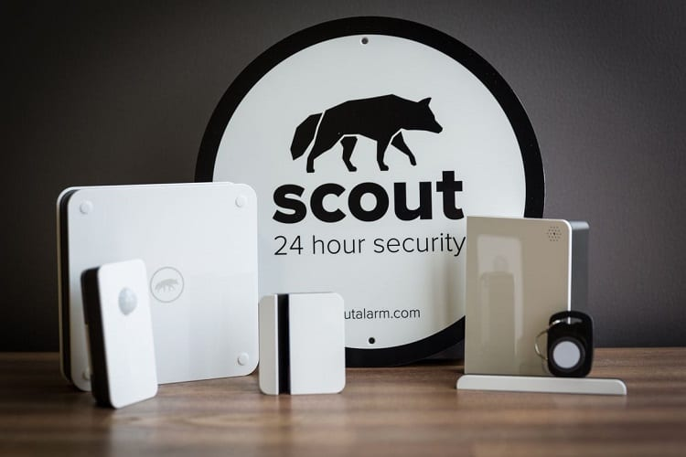 scout home security system