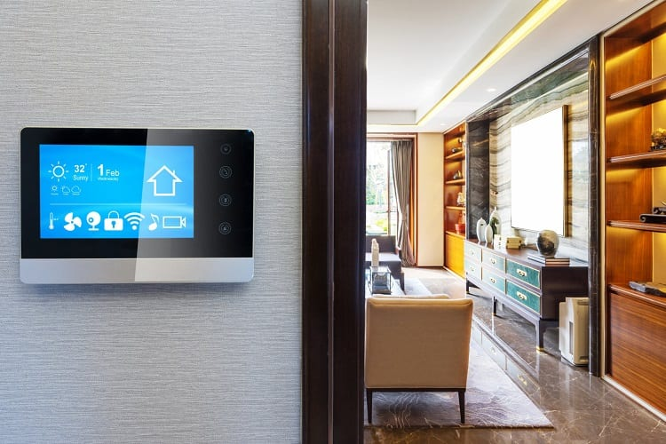 smart hub in house